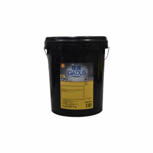 SHELL/壳牌 润滑脂 GADUS-S2V100-2 18kg 1桶