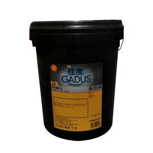 SHELL/壳牌 润滑脂 GADUS-S2V100-3 18kg 1桶