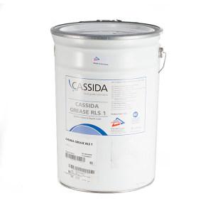 FUCHS/福斯 通用合成型食品级润滑脂 CASSIDA-RLS1 19kg 1桶
