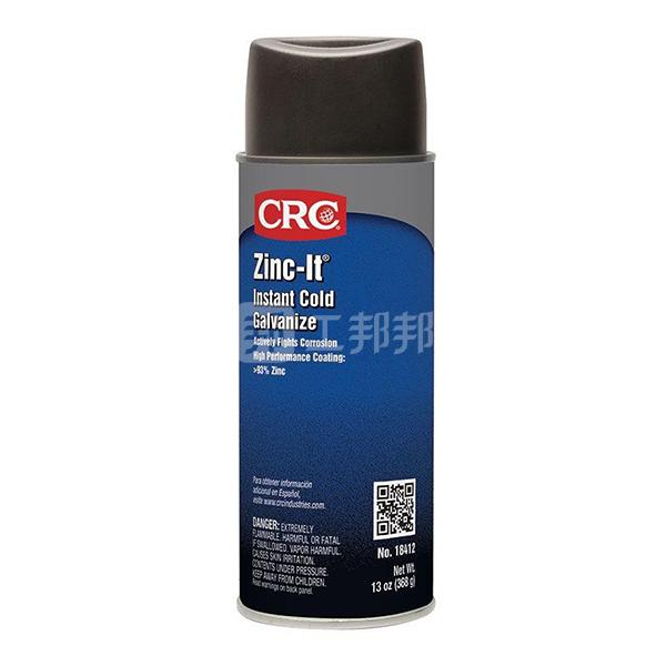 CRC 冷镀锌漆 PR18412 13oz 1罐