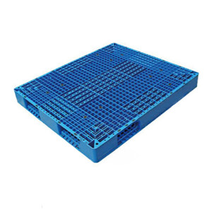ZH/智浩 双面塑料托盘 SM-1210E 尺寸1200×1000×150mm 静载2t 动载1t 1个