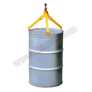 HULIFT/虎力 DL系列夹三爪式油桶吊 DL360 夹三爪式 载荷360kg 适用油桶规格55gal 1个