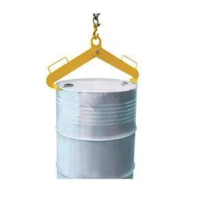 HULIFT/虎力 DL系列夹双夹式油桶吊 DL500A 夹双夹式 载荷500kg 适用油桶规格55gal 1个