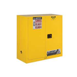 JUSTRITE/杰斯瑞特 Sure-Grip防火安全柜 8930001 114L/30GAL 1台