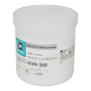 MOLYKOTE/摩力克 水龙头阀芯密封脂 7508 白色 1kg 1罐