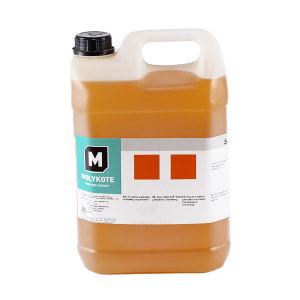 MOLYKOTE/摩力克 高温低粘度链条油 S1501 黄色半透明 5L 1桶