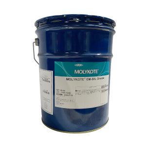 MOLYKOTE/摩力克 降噪型塑料润滑剂 EM50L 白色 16kg 1桶