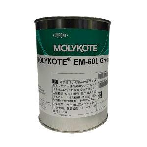 MOLYKOTE/摩力克 低温型塑料润滑剂 EM60L 白色 1kg 1罐