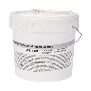 MOLYKOTE/摩力克 水基半透明防噪涂层 D96 透明 5kg 1桶