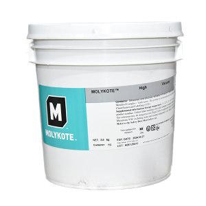 MOLYKOTE/摩力克 高真空硅脂 HVG 白灰半透明色 3.6kg 1桶