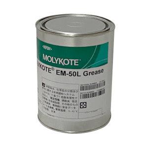 MOLYKOTE/摩力克 降噪型塑料润滑剂 EM50L 白色 1kg 1罐