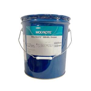 MOLYKOTE/摩力克 低温型塑料润滑剂 EM60L 白色 15kg 1桶