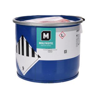 MOLYKOTE/摩力克 高温型螺纹油膏 HSC 铜色 5kg 1桶
