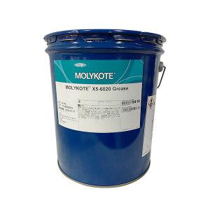 MOLYKOTE/摩力克 矿物塑料润滑脂 X5-6020 白色 16kg 1桶