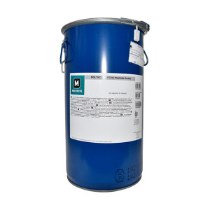 MOLYKOTE/摩力克 含固体中载硅脂塑料润滑剂 PG54 白色 25kg 1桶
