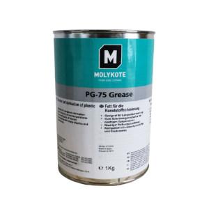 MOLYKOTE/摩力克 半合成型塑料润滑剂 PG75 白色 1kg 1罐
