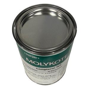 MOLYKOTE/摩力克 白色长寿命型轴承润滑脂 LONGTERMW2 白色 1kg 1罐