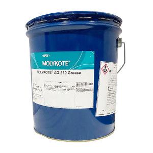 MOLYKOTE/摩力克 重载型行星齿轮润滑剂 AG650 黄色 16kg 1桶