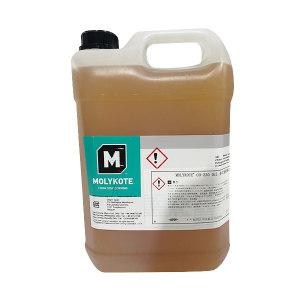 MOLYKOTE/摩力克 高温中粘度链条油 CO220 棕色半透明 5L 1桶
