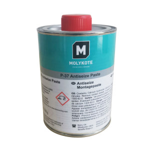 MOLYKOTE/摩力克 高纯度型螺纹油膏 P37 灰黑色 500g 1罐