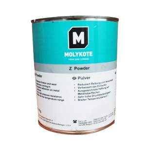 MOLYKOTE/摩力克 粗颗粒二硫化钼粉末 ZPOWDER 黑色 1kg 1罐