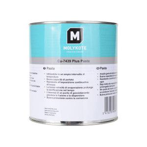 MOLYKOTE/摩力克 含铜型润滑油膏 CU7439 铜色 1kg 1罐