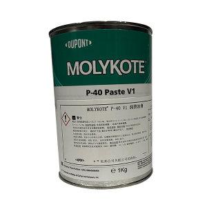 MOLYKOTE/摩力克 非金属型润滑剂 P40 黄棕色 1kg 1罐