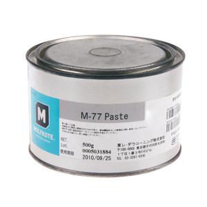 MOLYKOTE/摩力克 硅基耐水型装配油膏 M77 黑灰色 500g 1罐