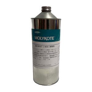 MOLYKOTE/摩力克 含氟干膜润滑剂 L-8030 白色 1kg 1罐