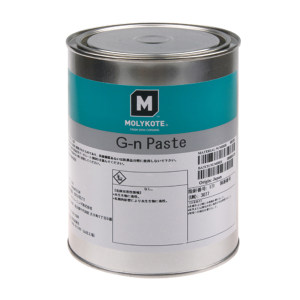 MOLYKOTE/摩力克 极压耐腐型装配油膏 GNPASTE 灰黑色 1kg 1罐