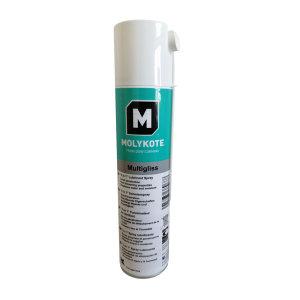 MOLYKOTE/摩力克 松锈型分散液 MULTIGLISS 透明 400mL 1罐