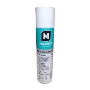 MOLYKOTE/摩力克 金属蜡溶剂型耐腐涂层 METALPROTE 透明 400mL 1罐