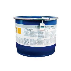 MOLYKOTE/摩力克 通用重载减摩涂层 D-7409 灰黑色 5kg 1桶