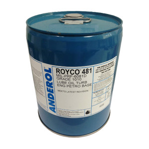 ANDEROL/安润龙 润滑剂 ROYCO 481 5gal 1桶
