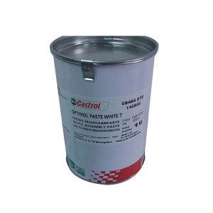 CASTROL/嘉实多 润滑油膏 MOLUB-ALLOY PASTE WHITE T 老型号(OPTIMOL PASTE WHITE T) 1kg 1罐
