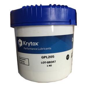 CHEMOURS/科慕 氟素润滑剂 KRYTOX GPL 205 1kg 1桶