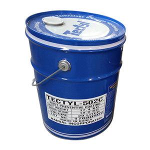 TECTYL/泰利德 溶剂型防锈油 502C 溶剂型 20L 1桶