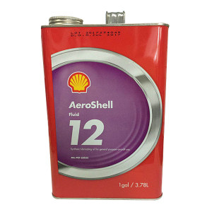 AEROSHELL 航空润滑剂 FLUID 12 1gal 1桶