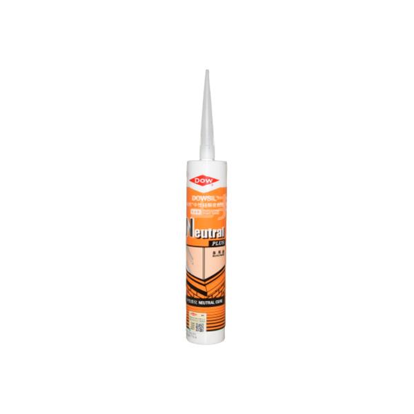 DOWSIL/陶熙 建筑胶-中性硅酮密封胶 NP 半透明色 1支