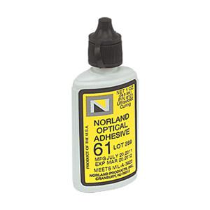 NORLAND UV固化胶 NOA61 透明 1oz 1支