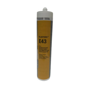 WACKER/瓦克 有机硅胶 E43 310mL 1支