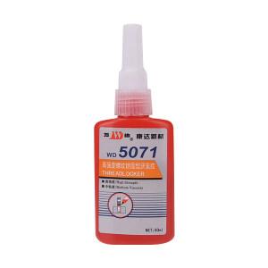 WD/万达 高强度中粘度螺纹锁固胶 WD5071 红色 50mL 1支