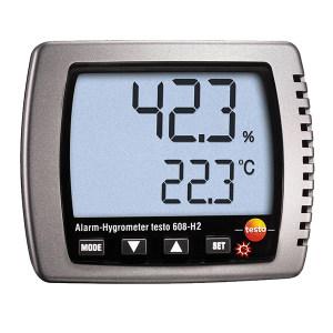 TESTO/德图 温湿度表 testo 608-H2 1台