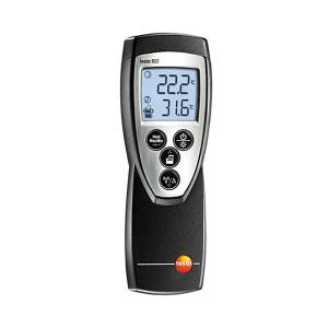 TESTO/德图 双通道热电偶测温仪 testo 922 量程范围-50°C~1000°C 1台