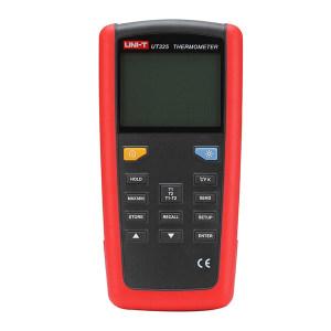 UNI-T/优利德 手提式数字显示温度计/金属探头表面接触式 UT325 1台