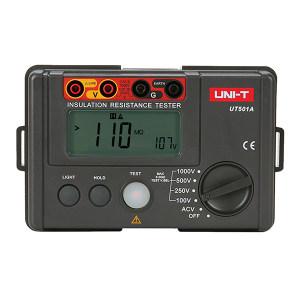 UNI-T/优利德 绝缘电阻测试仪 UT501A 1台