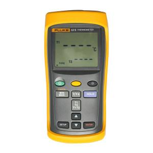 FLUKE/福禄克 接触式测温仪 FLUKE-52-II 双通道 2277850 1个