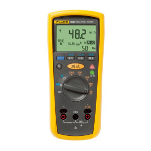 FLUKE/福禄克 绝缘电阻测试仪 FLUKE-1508 0.01MΩ至10GΩ的绝缘测试 1个