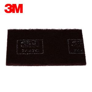 """3M 工业百洁布 7447C 6""""×9"""" 60片 1箱"""