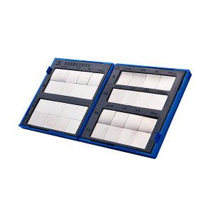 HMCT/哈量 组合式表面粗糙度比较样块组套 950-01 32块 1套